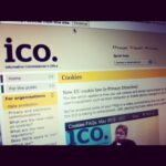 screenshot of ICO