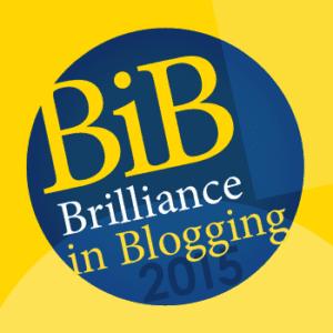 BiBs brilliance in blogging awards