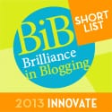 NOMINATE ME BiB 2013 INNOVATE