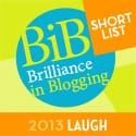 NOMINATE ME BiB 2013 LAUGH