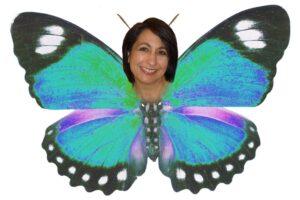 butterfly anya