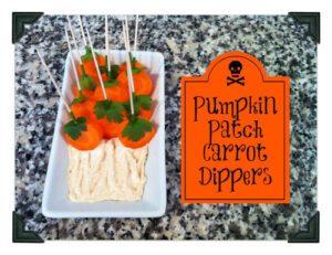 carrot halloween