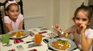 Turkey meals for kids on Mari's World