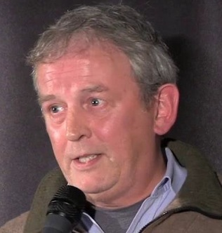 Steve Keenan