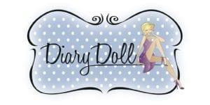 Diary Doll logo for BiBs Writer Award