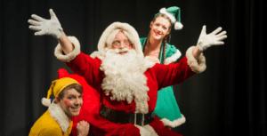 Santa Claus production 610