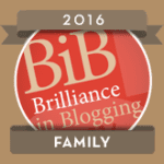 BiBs 2016 Family Badge