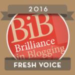 BiBS 2016 Fresh Voice Badge