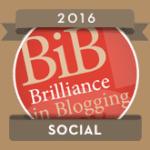BiBs 2016 Social Media badge