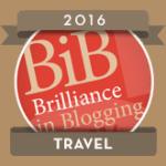 BiBs 2016 Travel Badge