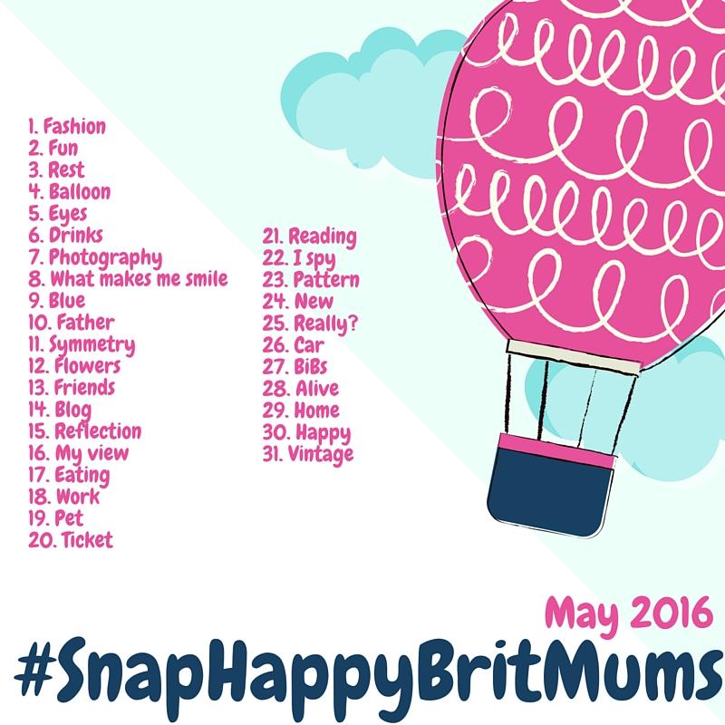#SnapHappyBritMumsMay2016