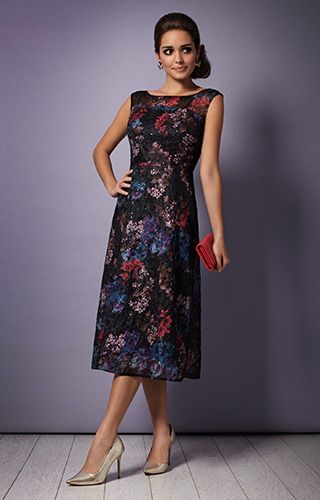 Azalia midi gown from Alie Street