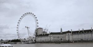 City Cruises Thames tour 610