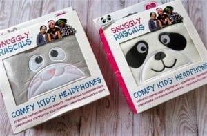 Snuggly Rascals Headphones in box