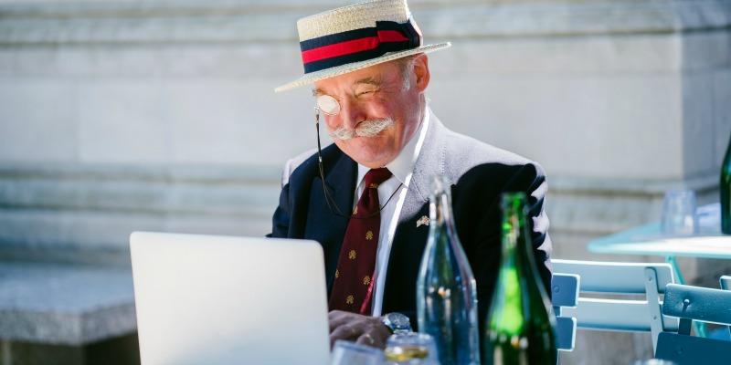 elder computer grandparent scam tech savvy