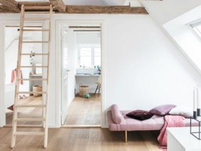 loft with VELUX roof windows - BritMums